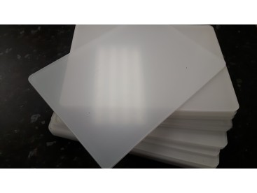 STANDARD SQUARE  279mm x 203mm  ACRYLIC 25 PER PACK