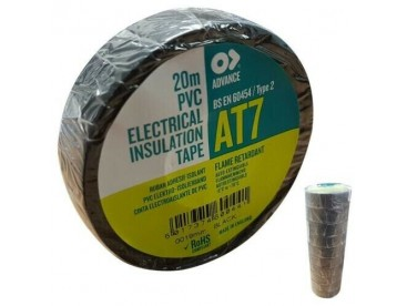 Advance PVC Tape 19mm x 20M 10 Pieces